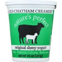 Sheep Yogurt, Plain - 16oz