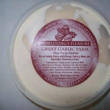 Spread, Great Garlic Parm