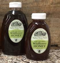 Honey, Wildflower - 16oz