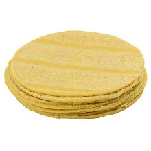 "Yellow Corn Tortillas 6"" 12 Ct"