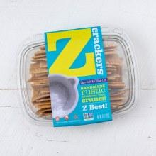 Z Crackers, Sea Salt Olive Oil