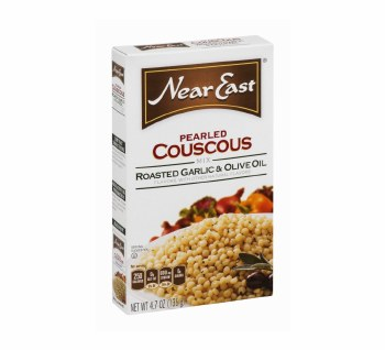 Garlic Couscous
