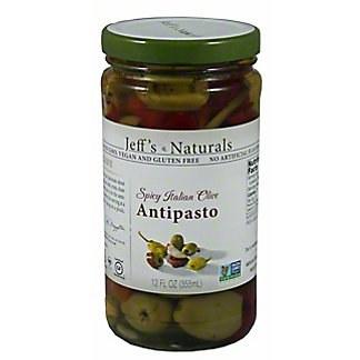 Antipasto Spicy Olive