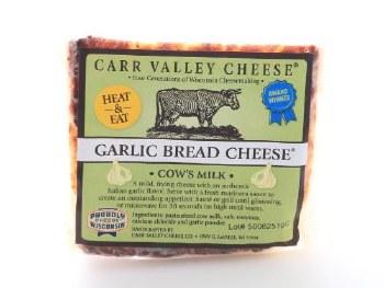 Garlic Baked Wisconsin Cheese