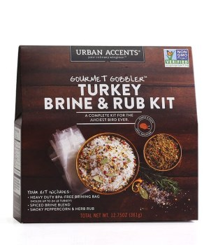 Spiced Turkey Brine