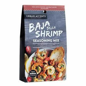 Baja Style Shrimp Seasoning