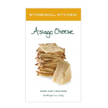 Asiago Cheese Cracker