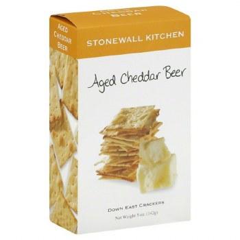 Aged Cheddar Beer Cracker