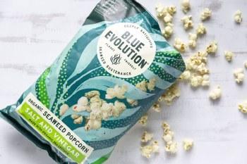 Salt & Vinegar Seaweed Popcorn