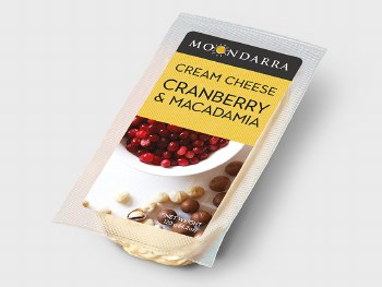 Cranberry & Macademia Cheese