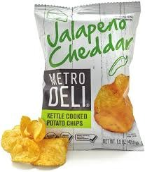 Jalapeno Cheddar Chips