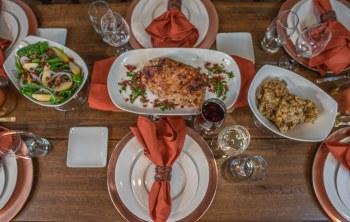6 Person Thanksgiving Dinner