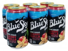 Sugar Free Cherry Vanilla Soda