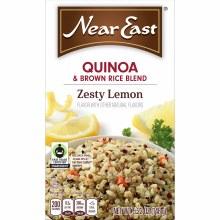 Lemon Quinoa &brown Rice