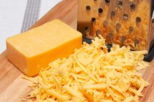 Cheddar Yellow Cheese
