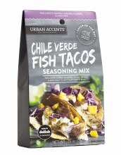 Chile Verde Fish Tacos Seasoni
