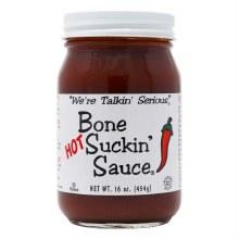 Hot Bbq Sauce 16 Oz