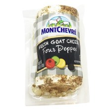 Four Pepper Goat Cheese