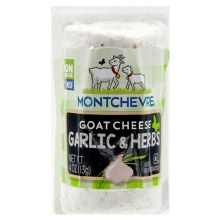 Garlic & Herb Goat Cheese 4oz