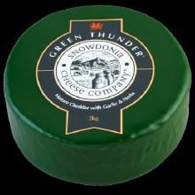 Green Thunder Cheese 7oz