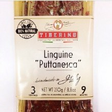 Linguine Puttanesca