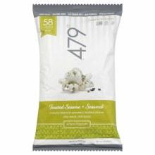 Toasted Sesame Seaweed Popcorn