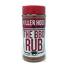 The Hot Bbq Rub 12.8oz