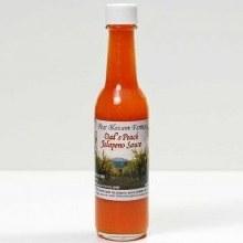 Dad's Jalapeno Peach Sauce