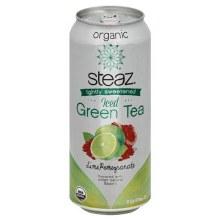 Lime Pomegranate Green Tea