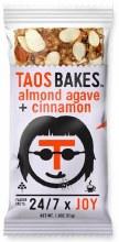 Almond Agave & Cinnamon