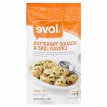 Butternut Squash & Sage Raviol