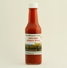 Dad's Red Jalapeno Sauce
