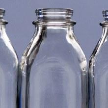 Glass Bottle Return