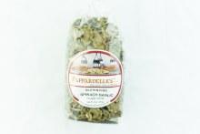 Spinach Garlic Fettuccine