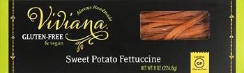 Gf Sweet Potato Fettucini