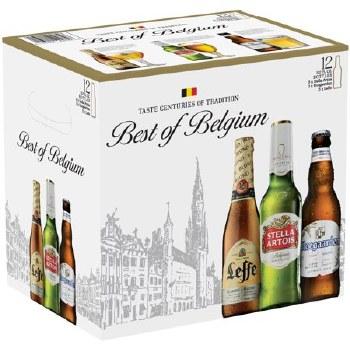 Best Of Belgium 12pk