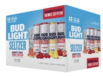 Bud Lt Seltzer Remix 12pk