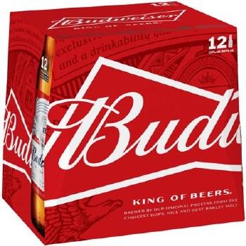Budweiser 12pk
