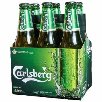 Carlsberg 6pk