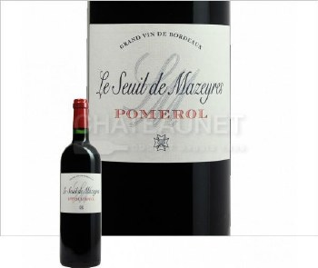 Ch Le Seuil Mazeyres Pomerol