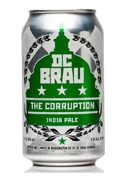 Dc Brau Corruption