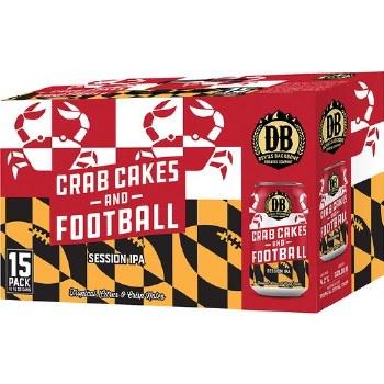 Devils Back Crabcake 15 Can