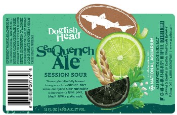 Dogfish Seaquench Ale