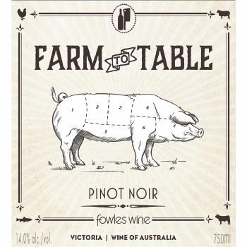 Farm To Table P Noir