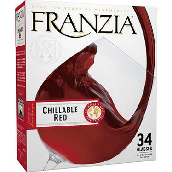 Franzia Chill Red 5l