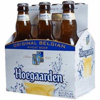 Hoegagarden 6pk
