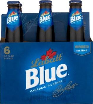 Labatt Blue 6pk