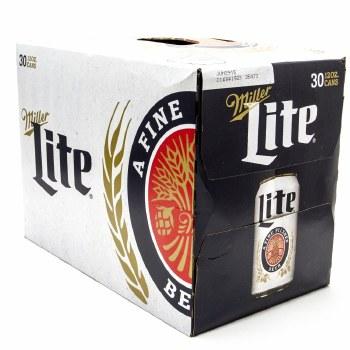 Miller Lite 30pk Can