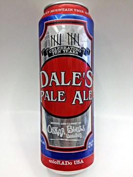 Oskar Dale's Pale Single