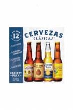 Cervezas Clasicas 12pk